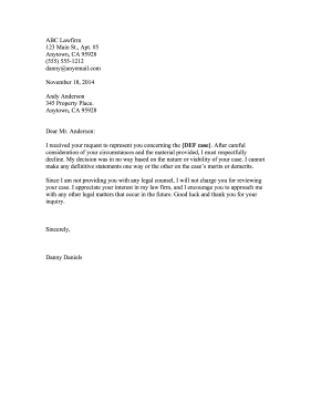 Sample Engagement Letters to Download